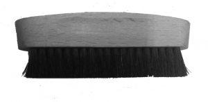 Hand Brush Horsehair 9 X 19 row 3/4 trim