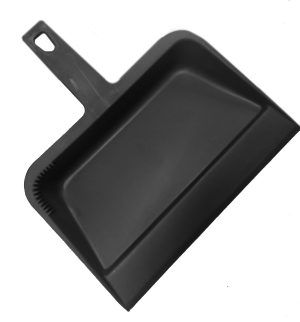 12 inch Rubberized Dust Pan