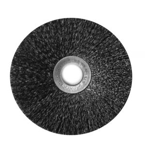 2-1/4 and 3 inch Ring Brush .006 Carbon 5/8 inch Arbor