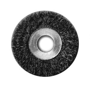 2-1/2 and 3 inch Ring Brush .008 Carbon 1/2 inch Arbo