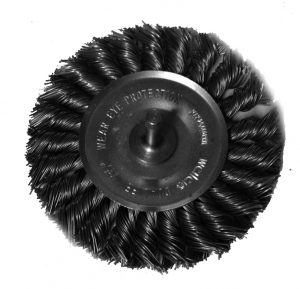 Wide Knot Brush